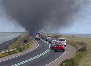 Autosloperij Lelystad haalt ook auto's op met brandschade