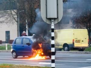 Autosloperij Zutphen werkt ook samen met de brandweer bij schadeauto inkoop